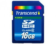 TRANSCEND SDHC 16GB Class 6 - TS16GSDHC6