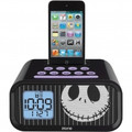 E-KIDS Jack Dual Alarm Clock Speaker System for iPod/iPhone - DJ-H22