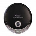 IMPECCA Personal MP3CD Player - Black - CDP60K