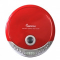 IMPECCA Personal MP3CD Player - Red - CDP60R