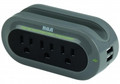 RCA PCHSTAT1R Travel charger with surge protection - PCHSTAT1R