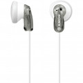 SONY Grey Earbud Headphones - MDRE9LP/GRAY