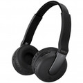 SONY Bluetooth Wireless Headphones Black - DR-BTN200/BLK