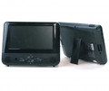 IMPECCA DVP-DS720 7-inch Dual Screen Portable DVD Player - DVPDS720