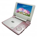 SYLVANIA SDVD7014 7-Inch Widescreen Portable DVD Player Pink - SDVD7014-MPINK