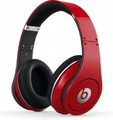 BEATS Studio on-ear Noise-isolating Headphones, Red - 900-00030-01