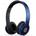 BEATS Solo HD on ear Headphones - Dark Blue - 900-00018-01
