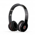 BEATS Solo HD on ear Headphones - Black - 900-00011-01