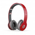 BEATS Solo HD on ear Headphones - Red - 900-00013-01