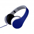 CRAIG Foldable Stereo Headphones - Blue - CHP5009BL