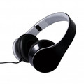 CRAIG Foldable Stereo Headphones - Black - CHP5009BK