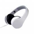 CRAIG Foldable Stereo Headphones - White - CHP5009WH