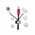 NEMO Major League Baseball Earbuds - Boston Red Sox - 10113BS