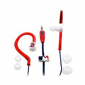 NEMO Major League Baseball Joggers Earphones - Boston Red Sox - 10115BS