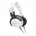 PHILIPS DJ Monitor Style Headband Headphones - White - SHL3000WT/28