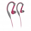 PHILIPS ActionFit Earhook Sports Headphones - Pink - SHQ3200PK/28