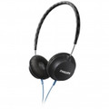 PHILIPS CitiScape Strada On-ear Headband Headphones - Black - SHL5100BK