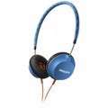 PHILIPS CitiScape Strada On-ear Headband Headphones - Blue - SHL5100BL