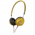 PHILIPS CitiScape Strada On-ear Headband Headphones - Yellow - SHL5100YL