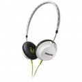 PHILIPS CitiScape Strada On-ear Headband Headphones - White - SHL5100WT