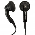 PIONEER Open-Air Dynamic Headphones Black - SE-CS15V