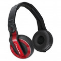 PIONEER DJ Headphones - Red - HDJ-500R