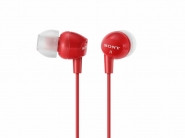 SONY MDR-EX10LP IN-EAR ROCK'N BUDS - Red - MDR-EX10LP/RC