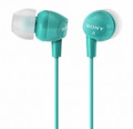 SONY IN-EAR ROCK'N BUDS - Turquoise-Blue - MDREX10LP/L