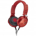 SONY X-Series Over-the-Ear Headphones with Mic and Remote - BlackRed - MDR-X05/RC
