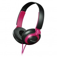 SONY Extra Bass Headphones Pink - MDR-XB200/P