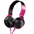 SONY XB Series Extra Bass Stereo Headphones - Pink - MDR-XB400/PQ