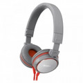 SONY ZX Series Stereo Headphones GRAY - MDR-ZX600/GRAY