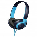 SONY Extra Bass Headphones Blue - MDR-XB200/L