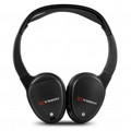 XO VISION IR Foldable Headphones Black - IR620