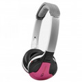 XO VISION Universal IR Wireless Foldable Headphone PinkGray - IR630P