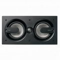 JAMO 60W 2-Way In-Wall Speaker White Paintable - IW425LCR