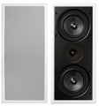 JAMO 180W 2.5-Way In-Wall Speaker White - IW827LCR