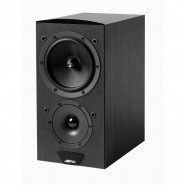 JAMO 100W Front Bookshelf Speakers Black Ash (Pair) - C603BLK