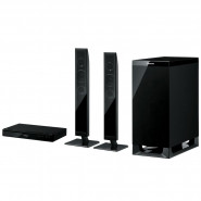 PANASONIC Home Theater System Sound Bar with Subwoofer and Bluetooth - SC-HTB550