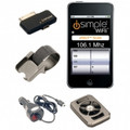 ISIMPLE iSimple WiFi Wireless Car Kit for iPod and iPhone - IS713