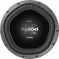 SONY 12 Inch  Single 4 Ohm Xplod GTR Series Car Subwoofer - XS-GTR120L