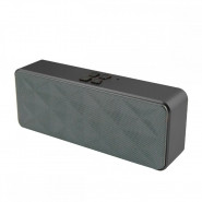 IMPECCA Hi-Fi Stereo Bluetooth Speaker, Grey - AS620BTGY