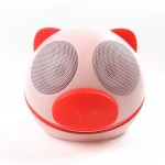 IMPECCA Compact Portable Pig Character Speaker - MCS04