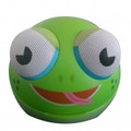 ZOO-TUNES Portable Character Stereo Speaker Frog - MCS10