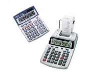 CANON P23DH miniDesktop Printing Calculator + LS-100 Bonus Pack - 1904B003