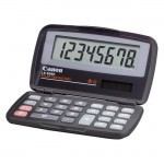 CANON LS-555H Foldable, Hard Cover Personal Calculator - LS-555H