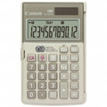 CANON 12-Digit Handheld Calculator - 1075B004