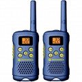MOTOROLA 16 Mile Alkaline 2-Way Radio Blue - MG160A