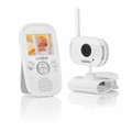 UNIDEN Lullaboo  Baby Monitor with 2.4-inch Color LCD and Portable Indoor Camera - UBR223