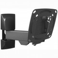 BARKAN 3-Movement - Rotate Swivel & Tilt LEDLCD Wall Mount - Fits up to 26-inch LCDs - E130